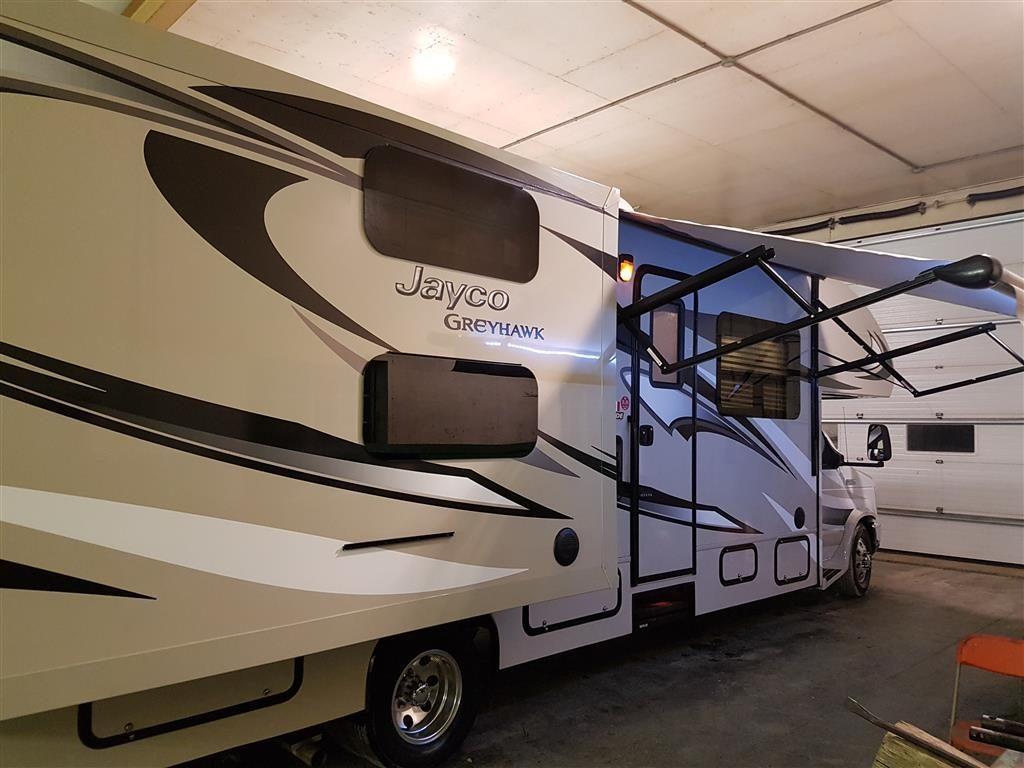 Jayco RV Motorhome / Trailer Rentals