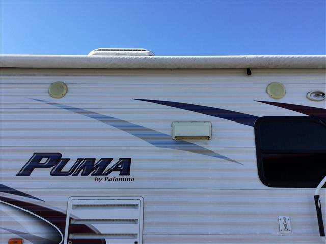 2013 Palomino Puma RV Motorhome and Trailer Rentals