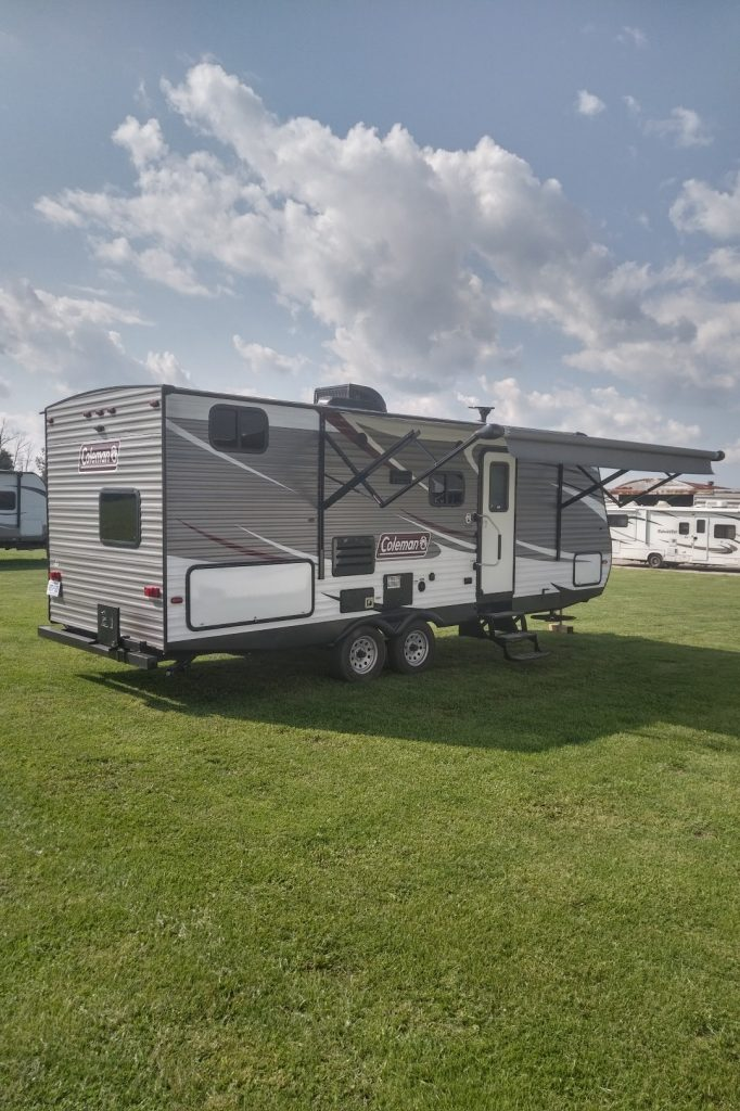 2016 Dutchmen Coleman RV Motorhome and Trailer Rentals