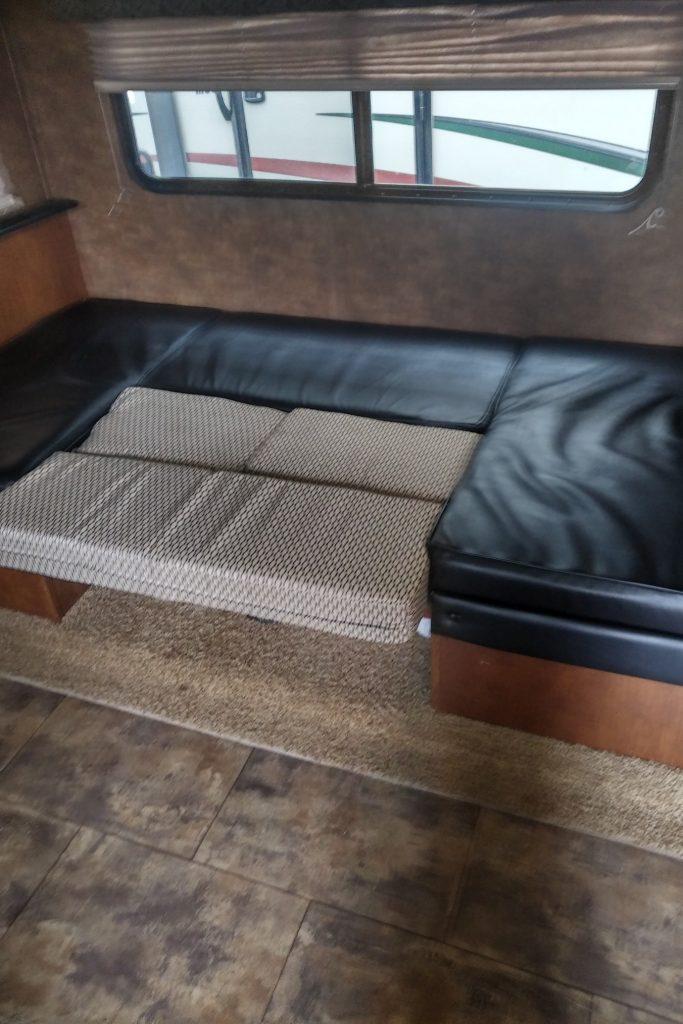 Hyperlite Toy Hauler101456 RV Motorhome and Trailer Rentals